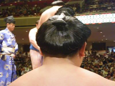 sumo hair style