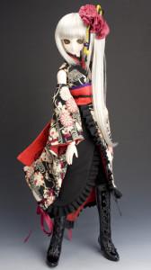 Obitsu komono doll