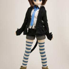 cute obitsu doll