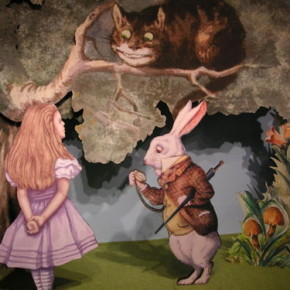 Alice in wonderland story