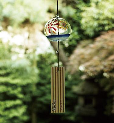 Edo wind chime