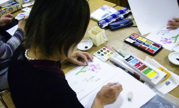 haiku picture class woman_top