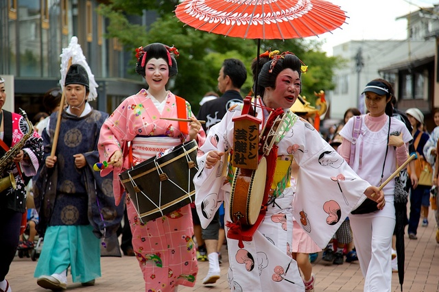 Japanese Traditions And Festivals Japanese Festival