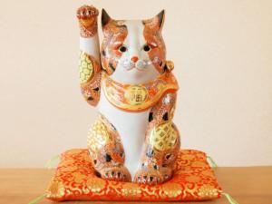 kutani maneki cat
