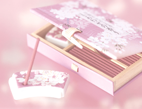 cherry incense