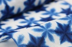 textile shibori zome