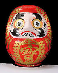 shirakawa Daruma