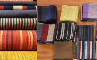 Aizu cotton clothe
