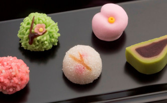 traditional Japanese sweet
