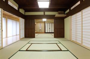 zashiki Japanese home