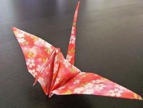 Origani crane