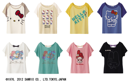 collaboration T-shirts