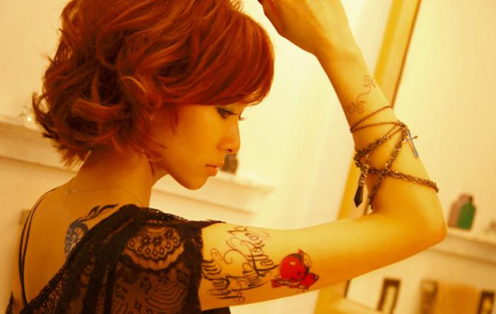 fashion tattoo